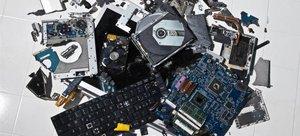 Servizio di smaltimento rifiuti apparecchiature elettriche ed elettroniche