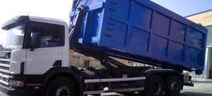 Servizio di smaltimento rifiuti attività commerciali
